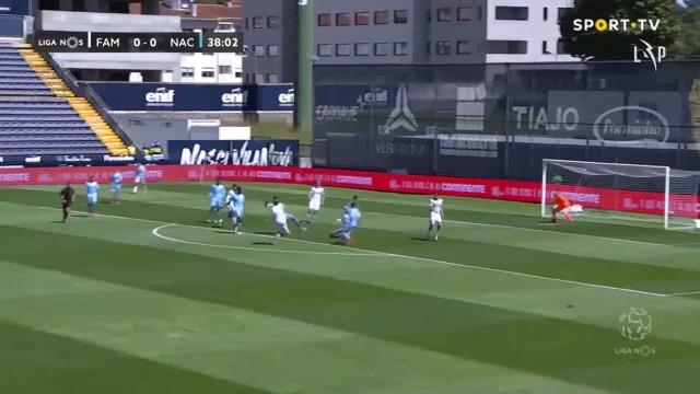 Ivo Rodrigues continua de pé quente e marcou mais um belo golo