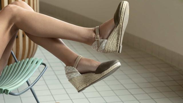 Fique a conhecer a nova coleção de sandálias da Deichmann