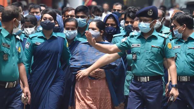 Jornalista que denuncia atos de corrupção no Bangladesh foi detida