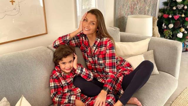 Joana Freitas destaca aniversário do filho com vídeo amoroso