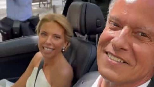 Vídeo único do casamento de Ricardo Carriço revelado por Fernanda Serrano