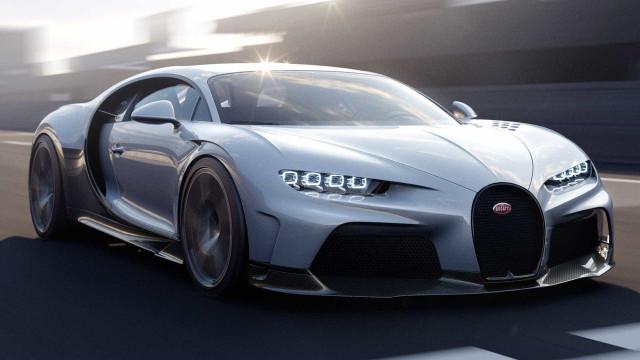 O Bugatti Chiron Super Sport em imagens. Apenas nove exemplares no mundo
