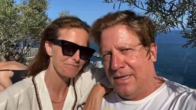 Olha que dois! Herman José e Cristina Ferreira encontram-se na Madeira
