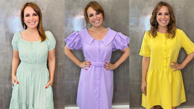 Dez vestidos de Tânia Ribas de Oliveira perfeitos para a primavera