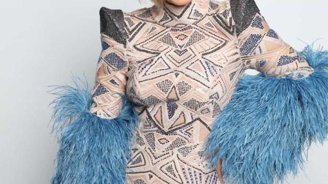 """""""Poderosa"""". O vestido que prova a boa forma física de Cristina Ferreira"""