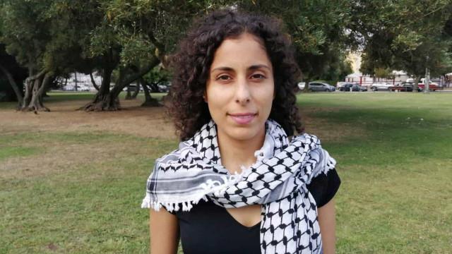 """Noura escolheu Portugal para fugir ao medo. """"É impossível paz em Gaza"""""""