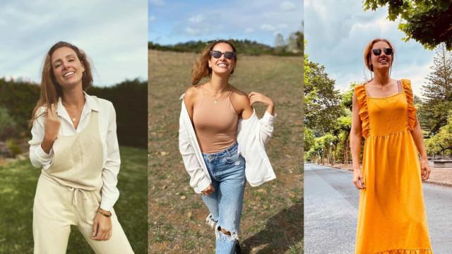 O estilo descontraído de Marta Andrino em 10 imagens