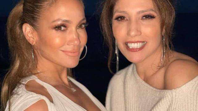 Jennifer Lopez surpreende com mensagem tocante dedicada à irmã