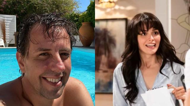 Manuel Marques apaga comunicado após rumores de novo namoro com atriz