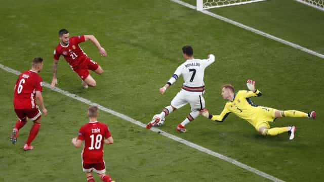 Não viu o jogo de Portugal? Fique com este resumo do encontro