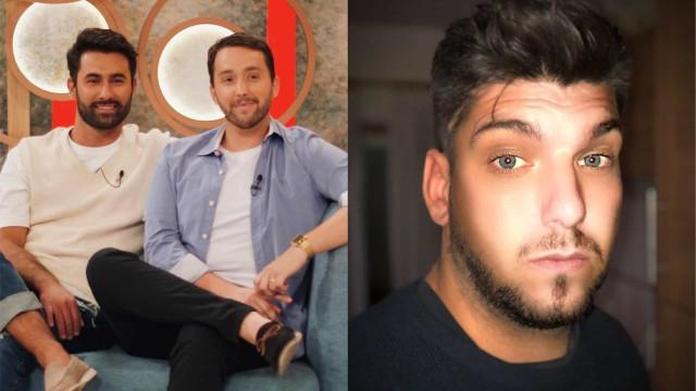 Wilson Teixeira indignado com comentário homofóbico sobre Luan e Tiago