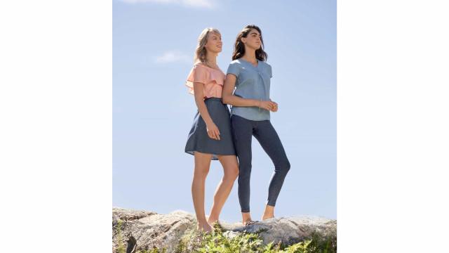 Amiga do ambiente! Lidl lança coleção de senhora com fibras ecológicas