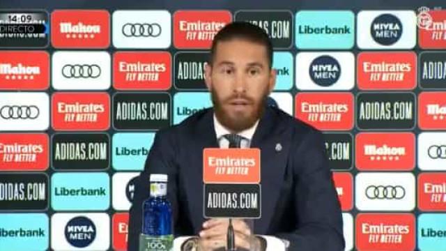Sergio Ramos no Barcelona? A resposta não podia ser mais clara