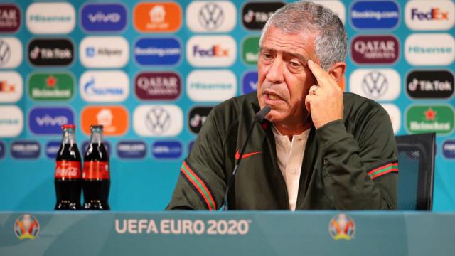 O onze provável de Portugal para o jogo com a Alemanha