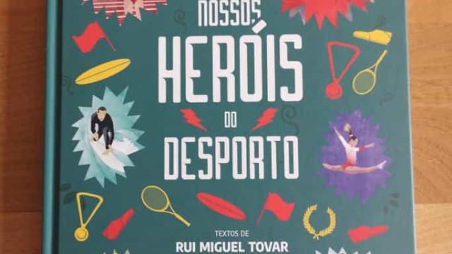 Ronaldo, Eusébio ou Rosa Mota: A história inspiradora dos nossos heróis
