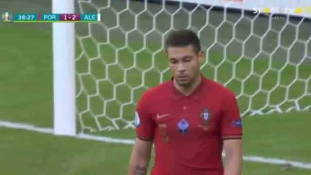 Portugal voltou a facilitar e a Alemanha deu a volta ao marcador