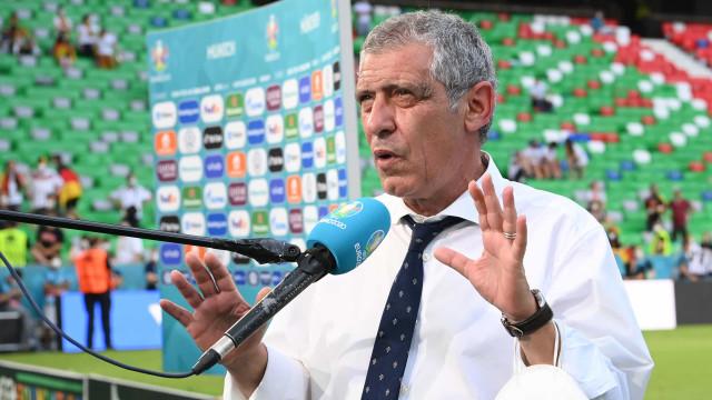 """""""É impossível jogar contra a Alemanha e ter duas faltas"""""""