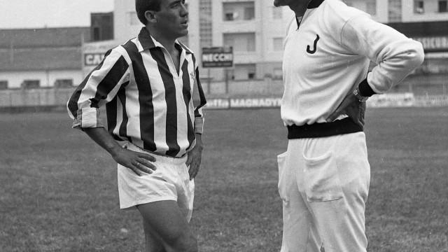 Morreu Luis del Sol, 'lenda' de Real Madrid, Juventus e seleção espanhola