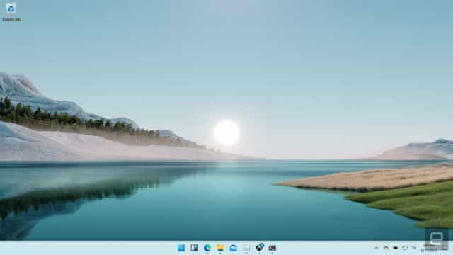 Fuga de informação revela as primeiras imagens do Windows 11