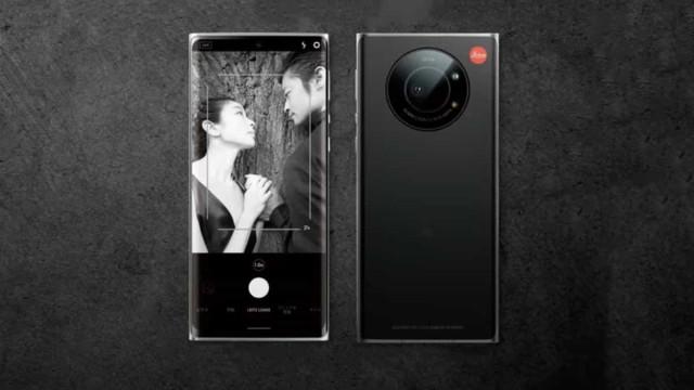 Leica já tem o seu primeiro telemóvel. Veja as imagens