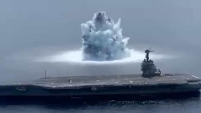 Explosão provocada pela marinha dos EUA gera sismo de magnitude 3.9
