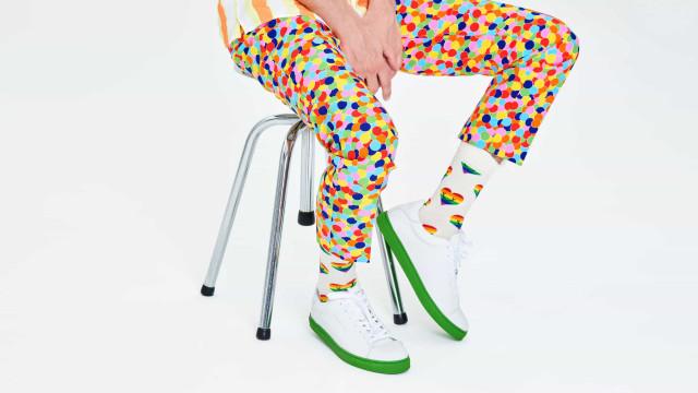 Happy Socks apresenta a coleção Pride