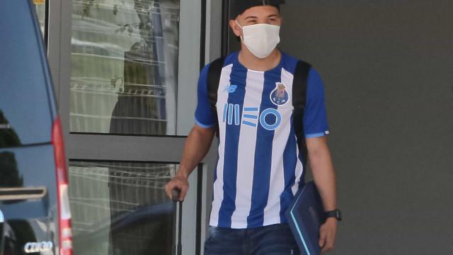 Pepê já está no Porto