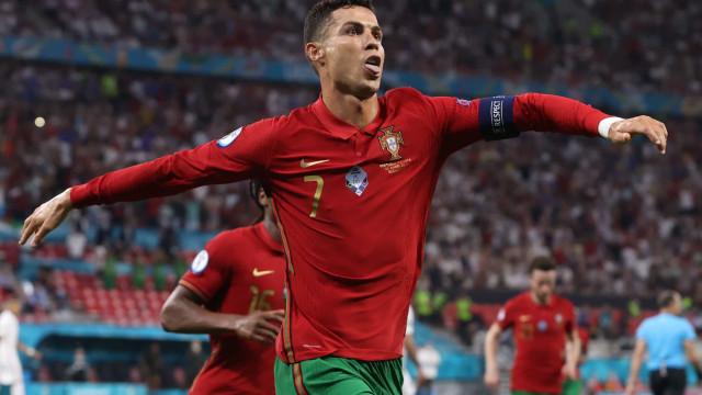 [2-2] Portugal-França: Duas alterações na equipa de todos nós