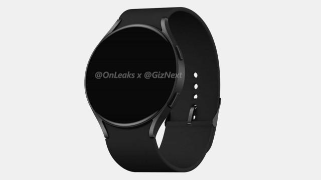 O novo relógio da Samsung pode ter sido revelado antes de tempo