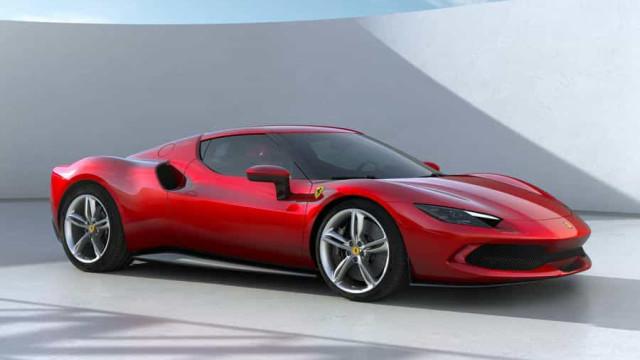 Ferrari. As imagens do 296 GTB, o novo híbrido da marca italiana