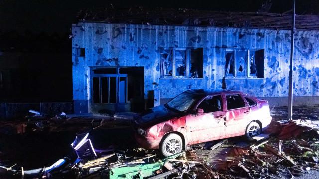 Tornado na República Checa faz um morto e centenas de feridos