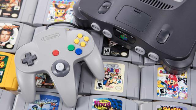 Nintendo 64 foi lançada há 25 anos. Eis os melhores jogos da consola