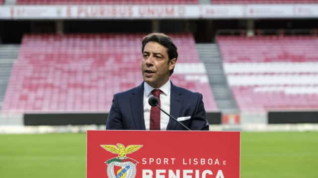 """Jamais aceitaria ser o príncipe herdeiro do Benfica"""