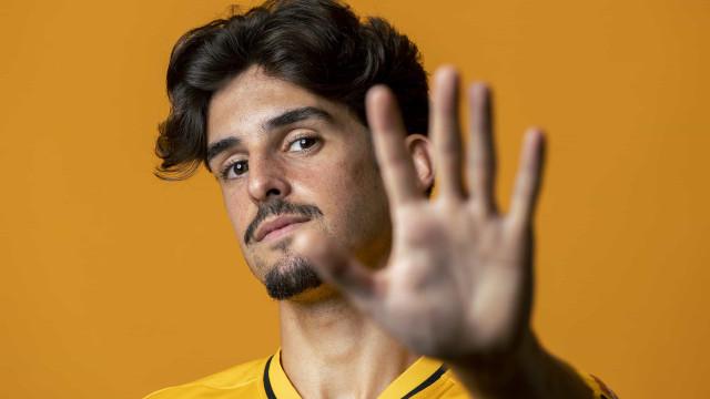 Os 20 jogadores portugueses que passaram pelos Wolves nos últimos 5 anos