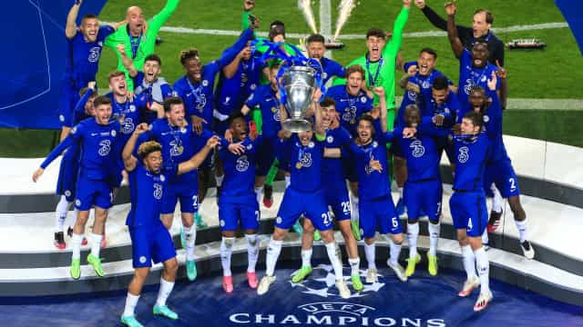 FourFourTwo: Os sete clubes favoritos a vencer a próxima Champions