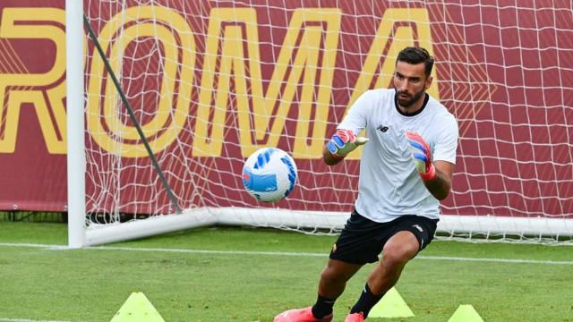 Rui Patrício já está às ordens de Mourinho na AS Roma