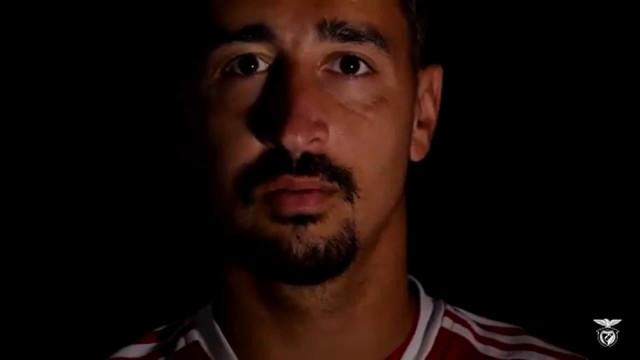André Almeida deixa mensagem aos adeptos do Benfica