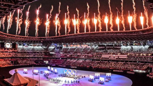Temas de videojogos acompanharam entrada de atletas nos Jogos Olímpicos