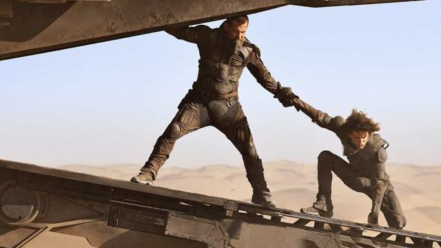 'Dune': Trailer aumenta expetativas face à adaptação da obra de Herbert