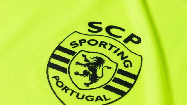 Ao detalhe: Eis o equipamento alternativo do Sporting para a nova época