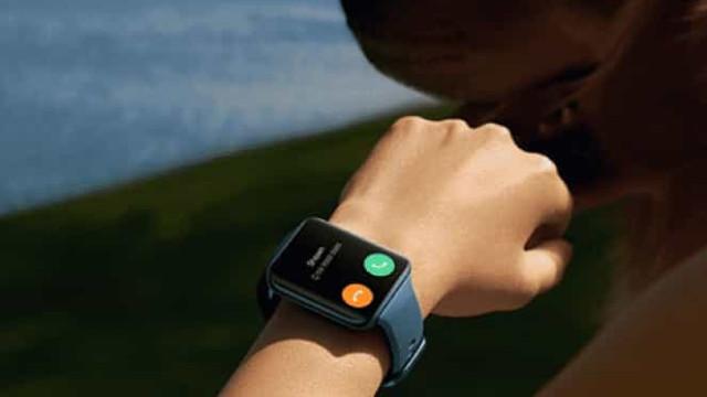 Foram reveladas mais imagens do novo relógio da Oppo