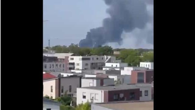 Explosão atinge parque industrial de empresas químicas na Alemanha