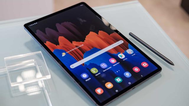 Próximo tablet topo de gama da Samsung chega no início de 2022