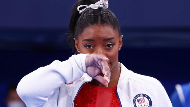 Tia de Simone Biles morreu durante os Jogos Olímpicos