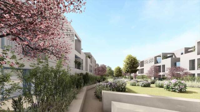 Casas do Forte: Projeto residencial em Tavira terá 80 habitações T2 e T3