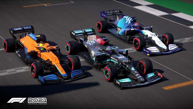 'F1 2021'. Nova história, melhores gráficos e mais um modo interativo