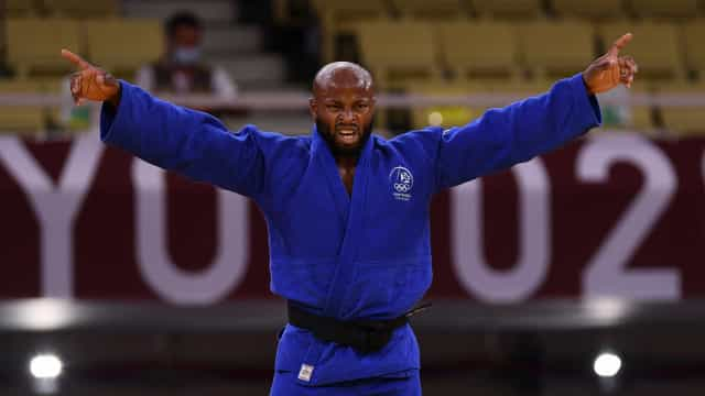 Jorge Fonseca garante primeira medalha de Portugal nos Jogos Olímpicos