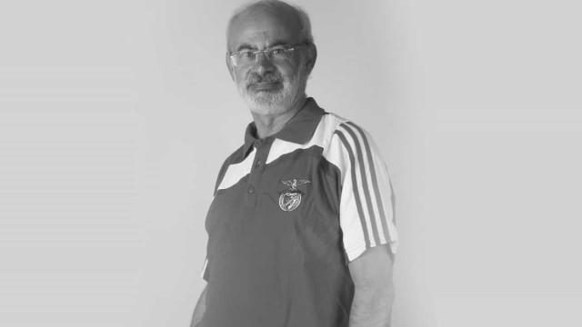 Morreu Bento Leitão, médico do Benfica