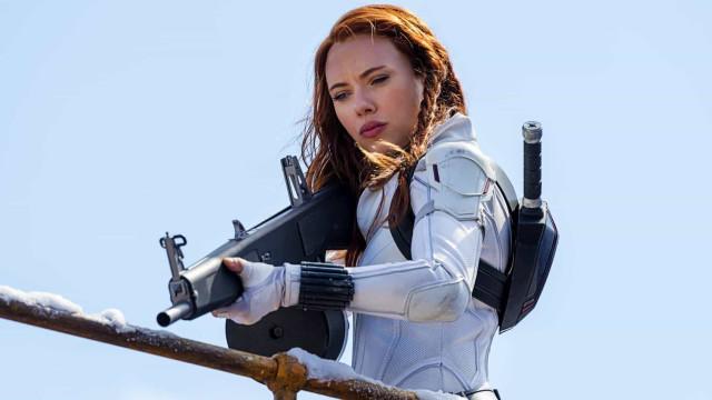 'Black Widow'. Scarlett Johansson processa Disney por quebra de contrato