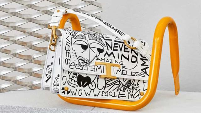 Tod's lança coleção cápsula Graffiti inspirada no 'street wear'